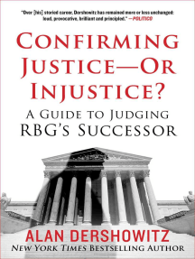 Confirming Justice—Or Injustice?: A Guide to Judging RBG's Successor