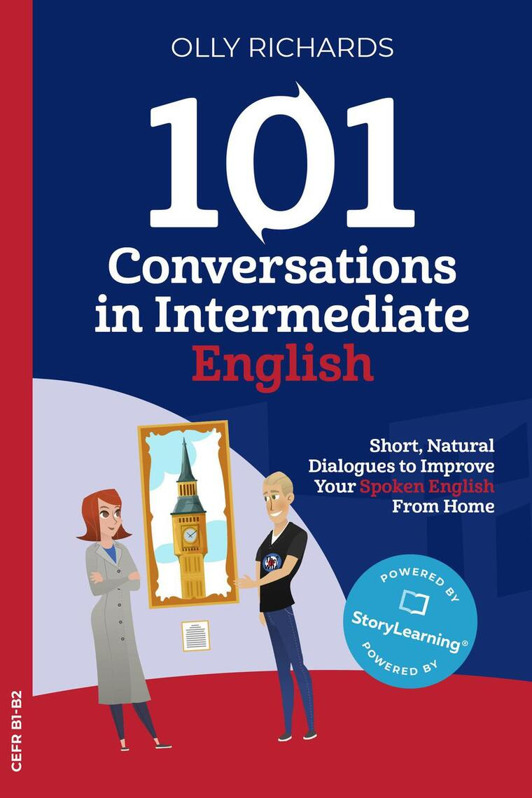 Read 101 Conversations in Intermediate English Online by