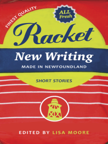 Racket: New Writing Made in Newfoundland