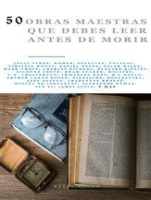 50 Obras Maestras que debes leer antes de morir: Vol. 4 (Bauer Books)