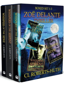 Zoë Delante Thriller – Boxed Set 1-3: Zoë Delante Thrillers, #101