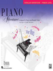 Primer Level - Popular Repertoire Book: Piano Adventures®