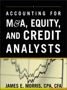 Accounting for M&A, Credit, & Equity Analysts