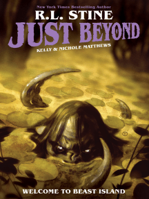Just Beyond: Welcome to Beast Island