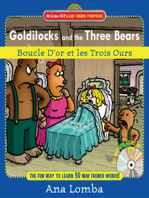 Easy French Storybook: Goldilocks and the Three Bears: Boucle D'or et les Trois Ours