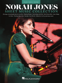 Norah Jones - Sheet Music Collection