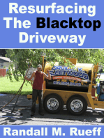 Resurfacing The Blacktop Driveway