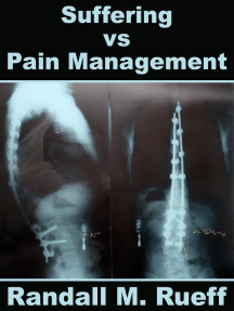 Suffering vs Pain Management