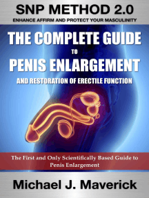 The Complete Guide to Penis Enlargement