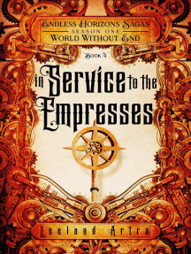 In Service to the Empresses: A series of short gaslamp steampunk adventures books exploring a magic future world, #4