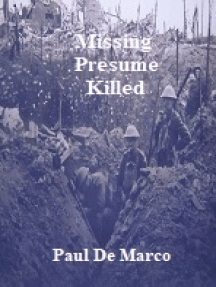 Missing Presume Killed