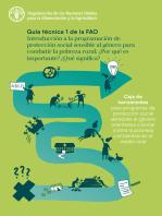 Guía técnica 1 de la FAO