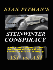 Steinwinter Conspiracy. The Conspiracy That Started over Three Letters on a Canopy