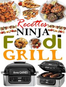 Recettes Ninja Foodi Grill