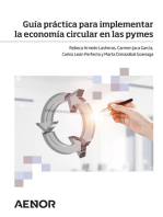 Guía práctica para implementar la economía circular en las pymes
