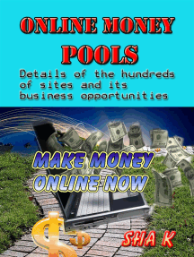 Online money pools: Make money online easily