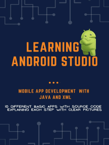 Android App Development Tutorial . Build your first app.