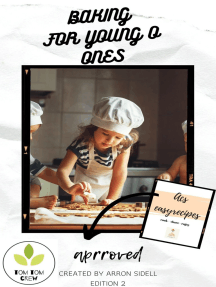 Baking for young ones: acs easy recipes approved