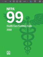 NFPA 99 Health Care Facilities Code 2018: NFPA 99