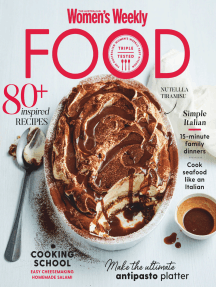 Best Food Ever: Women's Weekly Food