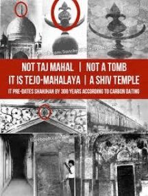Real Story of Taj Mahal