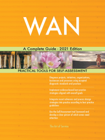 WAN A Complete Guide - 2021 Edition