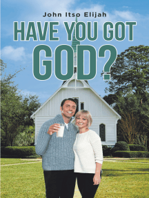 Have You Got God?