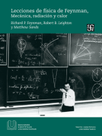 Lecciones de física de Feynman, I