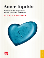 Amor líquido: Acerca de la fragilidad de los vínculos humanos