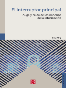 El interruptor principal: Auge y caída de los imperios de comunicación