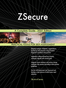 ZSecure A Complete Guide - 2021 Edition
