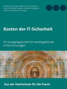 Kosten der IT-Sicherheit: Ein Ausgangspunkt für weitergehende Untersuchungen