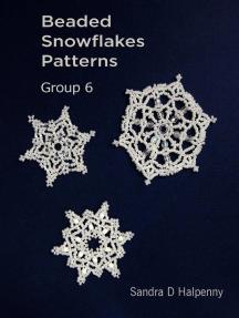 Beaded Snowflake Patterns - Group 6