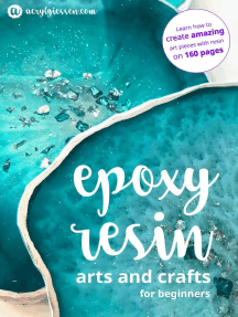 Epoxy Resin Arts and Crafts for Beginners