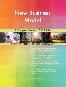 New Business Model A Complete Guide - 2021 Edition