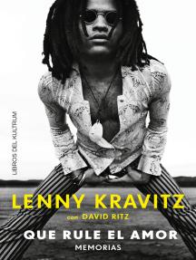 Que rule el amor: Lenny Kratiz con David Ritz