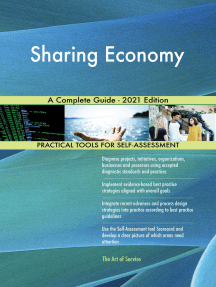 Sharing Economy A Complete Guide - 2021 Edition