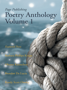 Page Publishing Poetry Anthology Volume 1: Through Mine Eyes **(only inside of book)