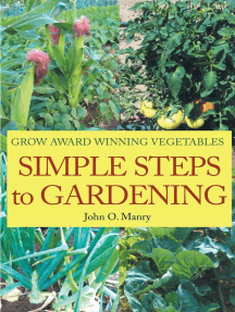 Simple Steps to Gardening