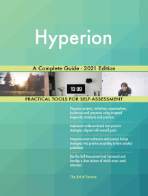Hyperion A Complete Guide - 2021 Edition