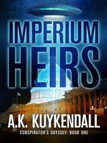 Imperium Heirs: Conspirator's Odyssey, #1