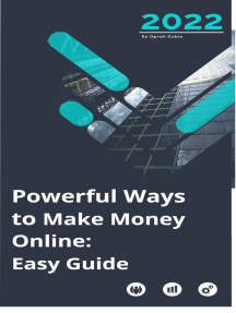 Top 40 Powerful Ways to Make Money Online: Easy Guide