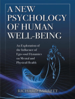 A New Psychology of Human Well - Being