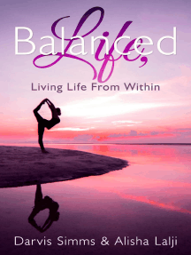 Balanced Life Living Life from Within