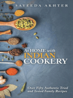At Home With Indian Cookery