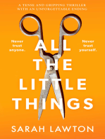 All The Little Things: A tense and gripping thriller with an unforgettable ending