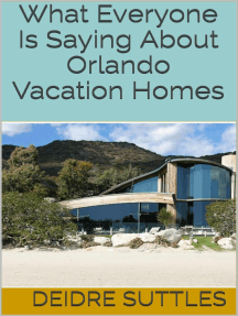 What Everyone Is Saying About Orlando Vacation Homes