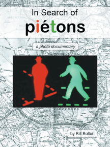 In Search of Piétons: A Photo Documentary