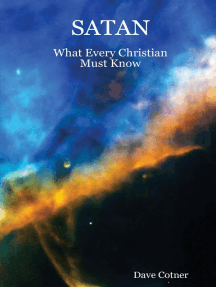 Satan: What Every Christian Must Know