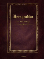 Hexagradior - The Bible of Magic